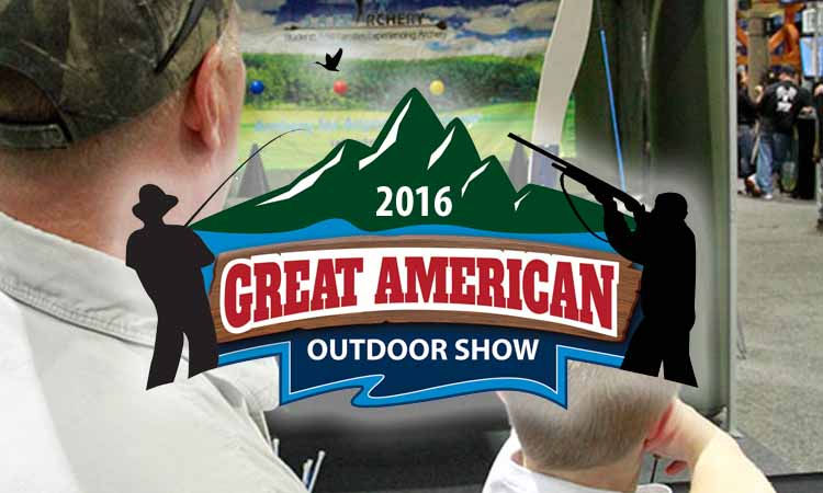 Great American Outdoor Show 2016