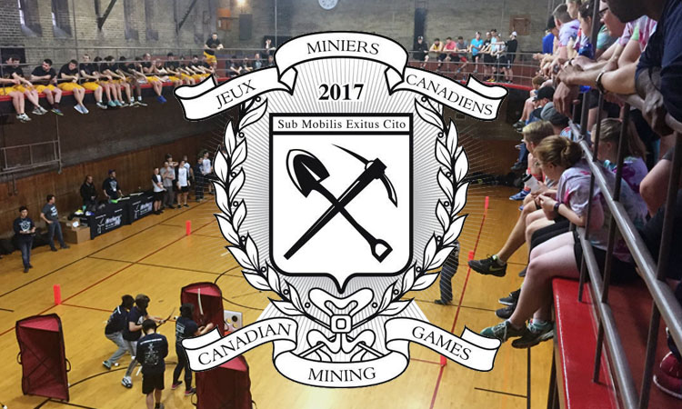 Canadian Mining Games 2017
