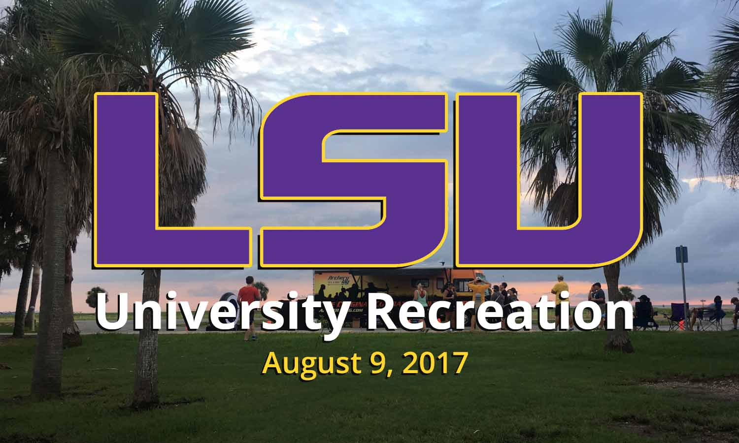 Louisiana State University (LSU) Staff Retreat