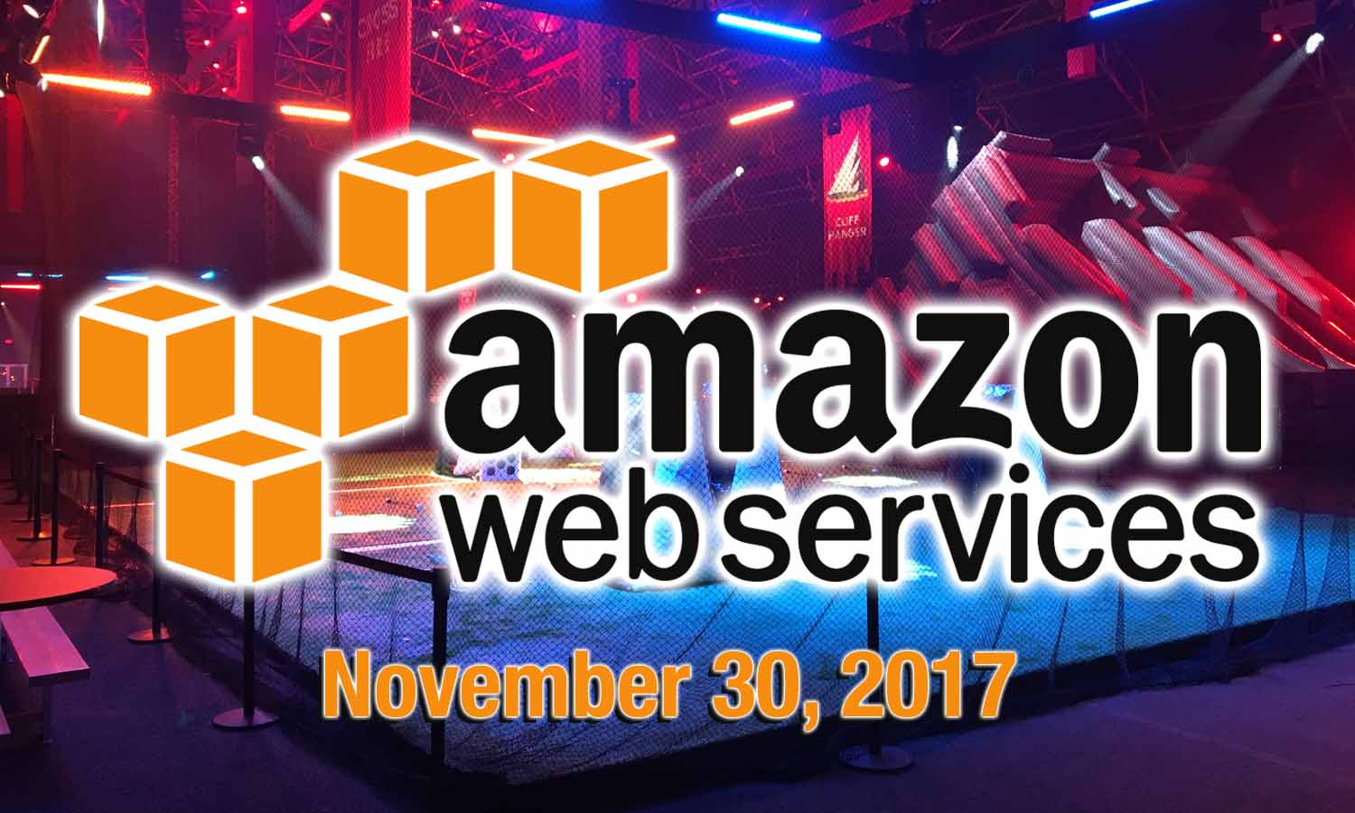 AWS - Amazon Web Services Event