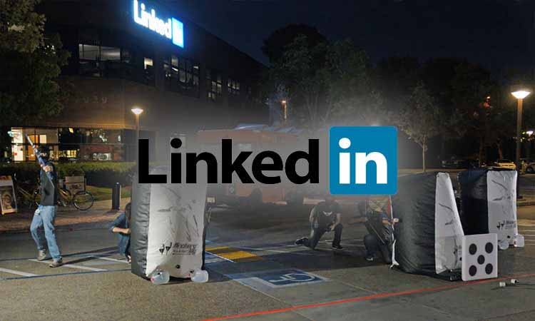 LinkedIn Hacker Games