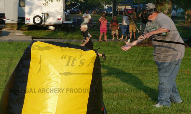 Travis T-Bone Turner sets Archery Tag<sup>®</sup> record at Rinehart 100! Featured Image