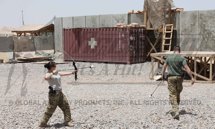 Archery Tag<sup>®</sup> a HIT in Afghanistan! Featured Image