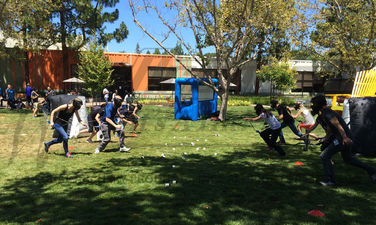Archery Tag<sup>®</sup> Extreme Archery at Google Headquarters Featured Image