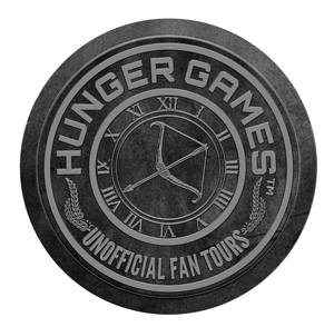 Logo for Hunger Games Unofficial Fan Tours