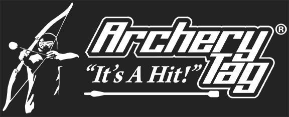 Logo for Archery Tag Headquarters