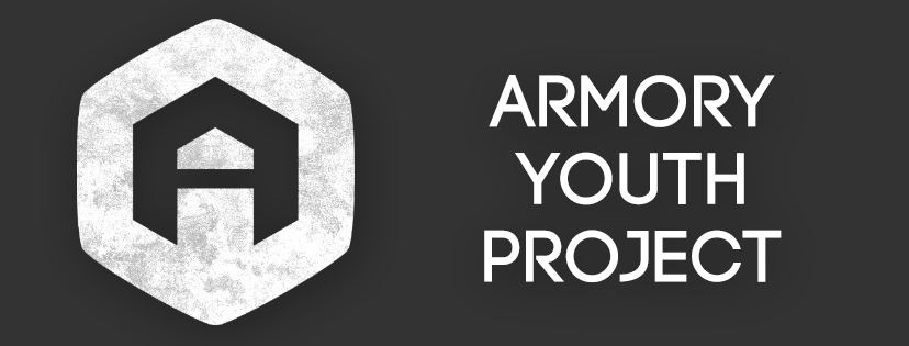 Logo for Armory Youth Project