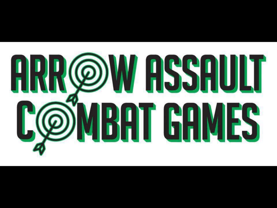 Logo for Arrow Assault Combat Games