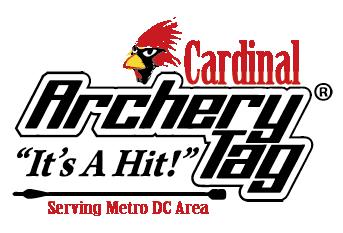 Logo for Cardinal Archery Tag Rockville/DC Metro