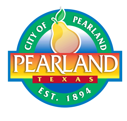 Logo for City of Pearland