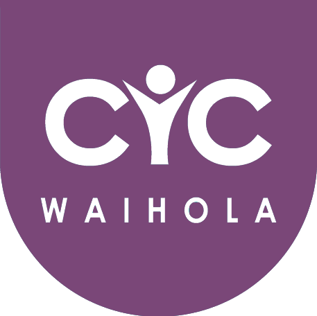 Logo for Christian Youth Camps Waihola