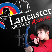 Logo for Lancaster Archery Academy