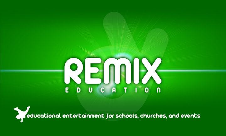 Logo for Remix Education & Inflatables