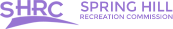 Logo for Spring Hill Recreation Commission