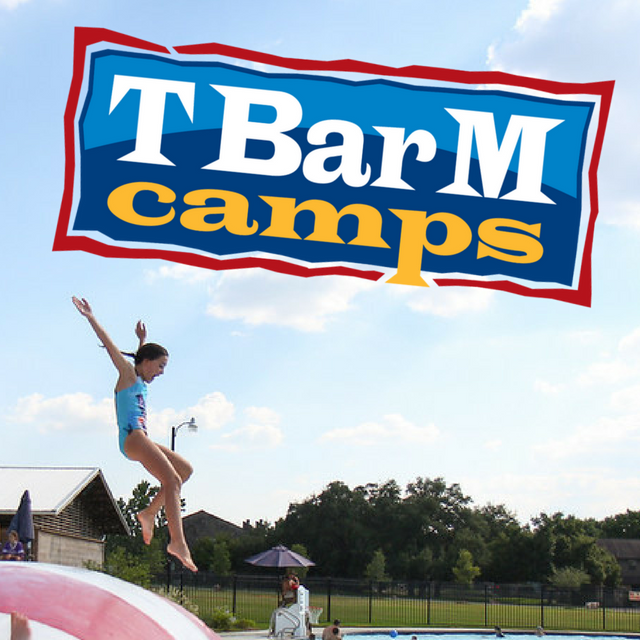 Logo for T-Bar-M-Camps-Spicewood