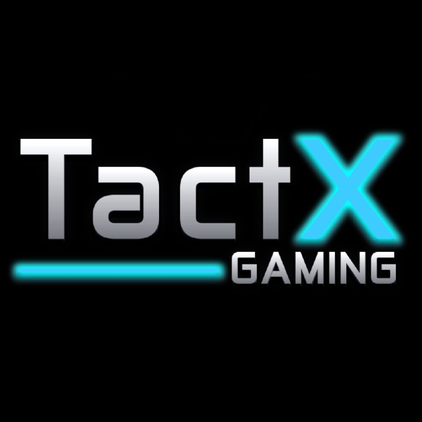Logo for TactX Gaming