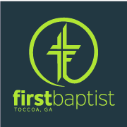 Logo for First Baptist Church of Toccoa, GA